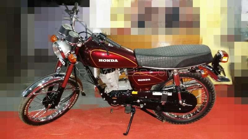 used honda cg 125 1998 bike for sale in karachi 164440 pakwheels. Black Bedroom Furniture Sets. Home Design Ideas