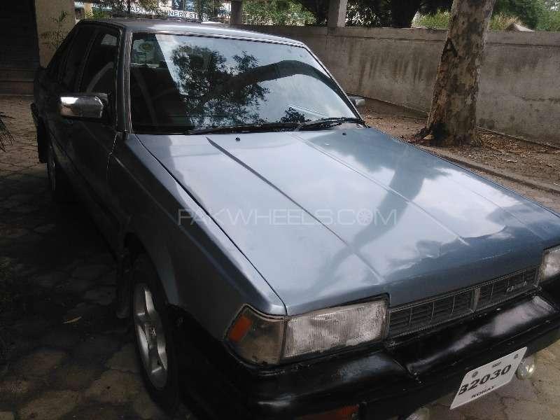 Toyota Carina 1983 Image-1