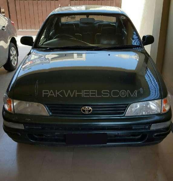 Toyota Corolla GLi Special Edition 1.6 2001 Image-1
