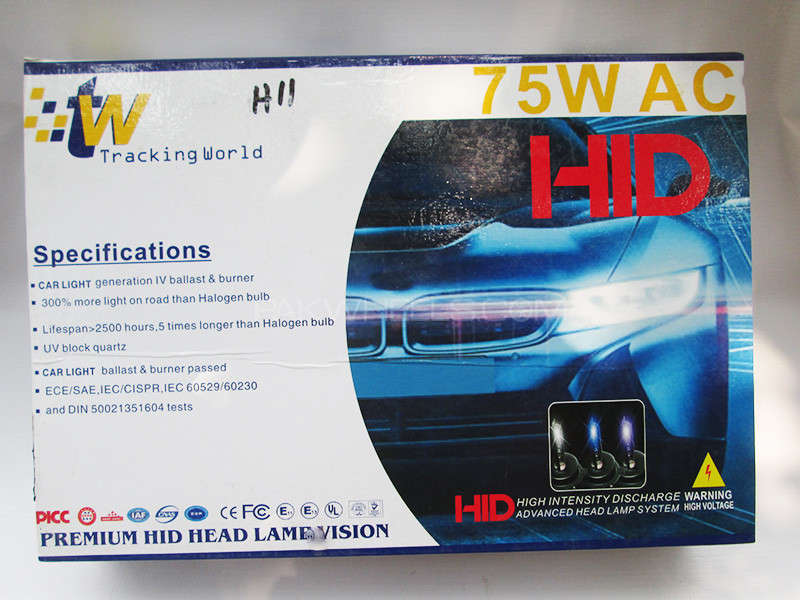 HID TW 75W - H11 in Lahore