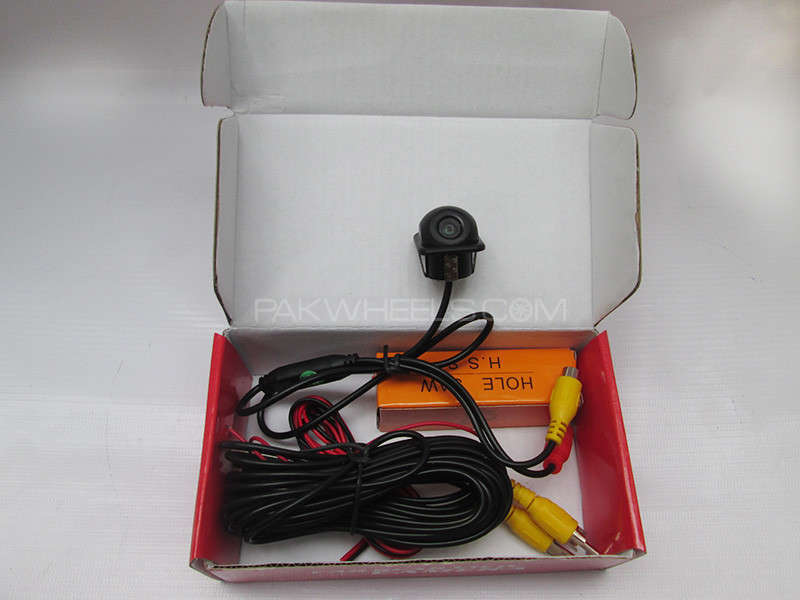 Car Audio - Camera Universal Image-1