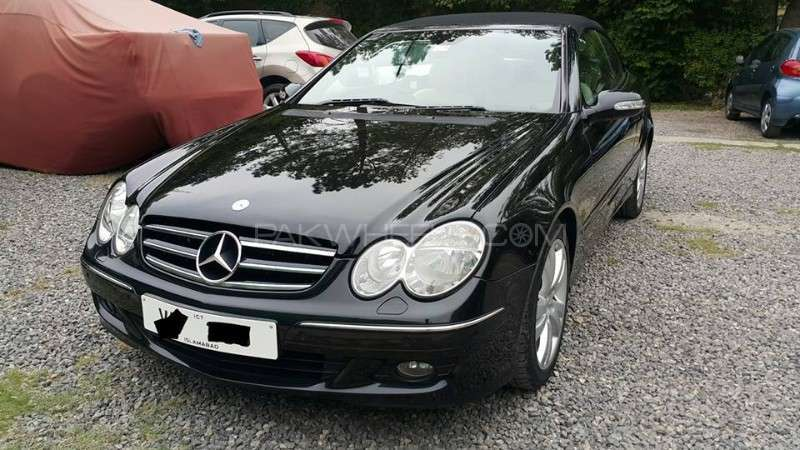 mercedes benz clk class clk200 kompressor 2006 for sale in. Black Bedroom Furniture Sets. Home Design Ideas