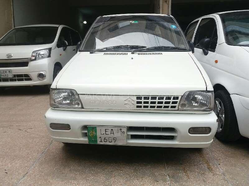 Suzuki Mehran VXR 2008 Image-1