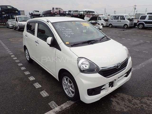 Daihatsu Mira X Special 2013 Image-17
