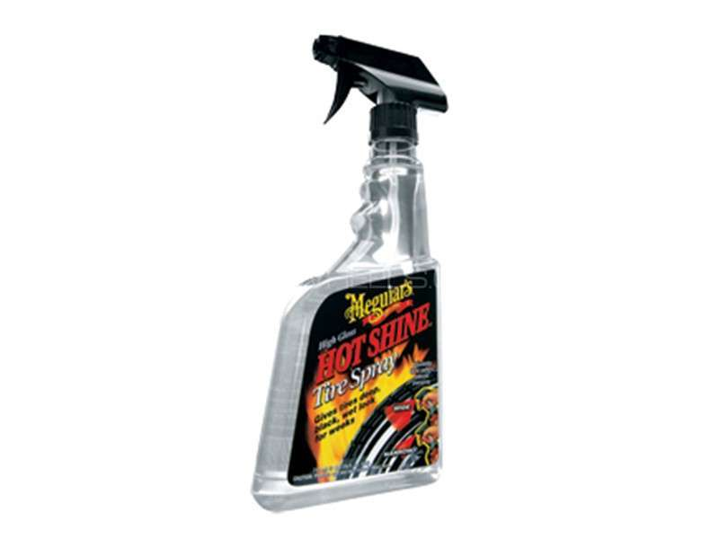 Meguiar's Hot Shine Tire Spray - G12024 Image-1