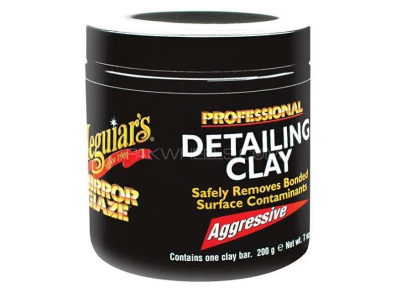 Meguiar's Mirror Glaze Detailing Clay - C2100 in Lahore
