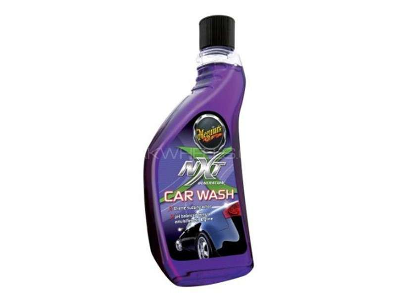 Meguiar's NXT Generation Car Wash 18oz - G12619 Image-1