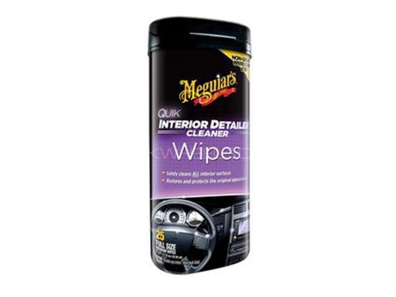 Meguiar's Quick Detailer Interior Wipes - G13600 Image-1