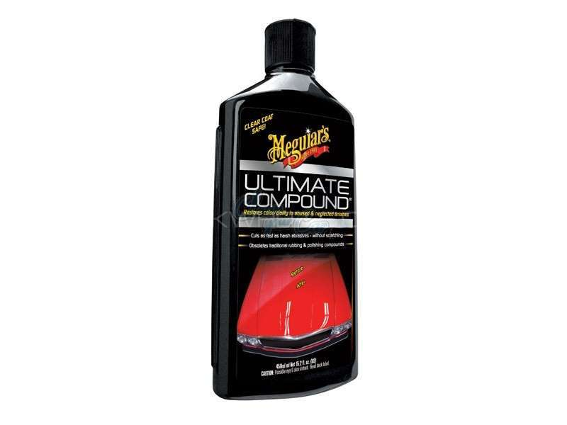 Meguiar's Ultimate Compound 450ml - G17216 Image-1