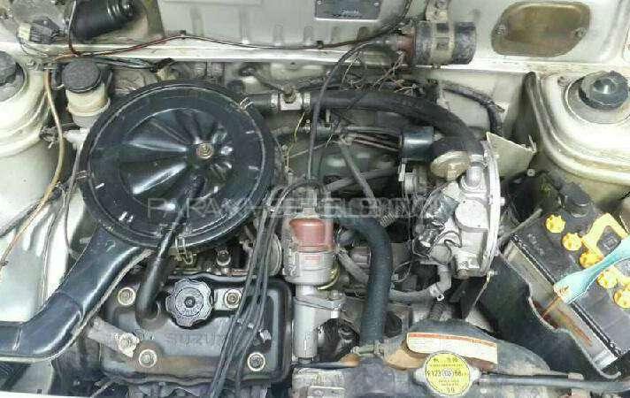 Suzuki Mehran VX (CNG) 2004 Image-5