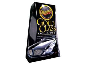 Meguiar's Gold Class Liquid Car Wax 473ml - G7016 in Lahore