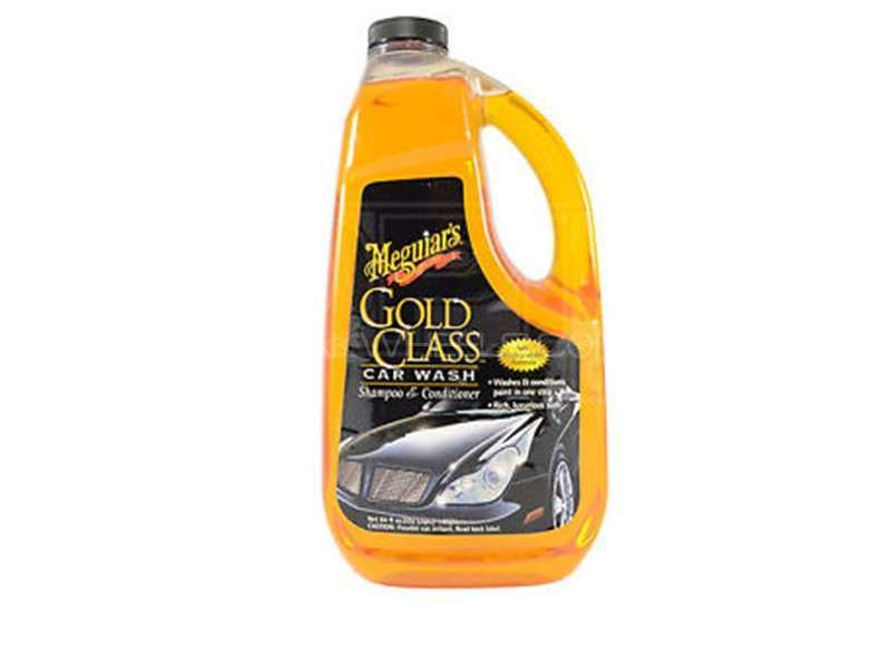 Meguiar's Gold Class Car Wash Shampoo and Conditioner 1.89 l Image-1
