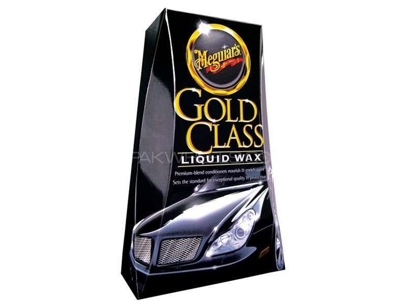 Meguiar's Gold Class Liquid Car Wax 473ml - G7016 Image-1