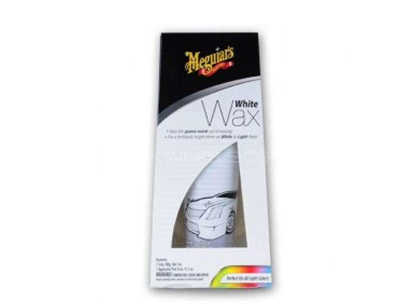 Meguiar's White Wax - G6107EU Image-1