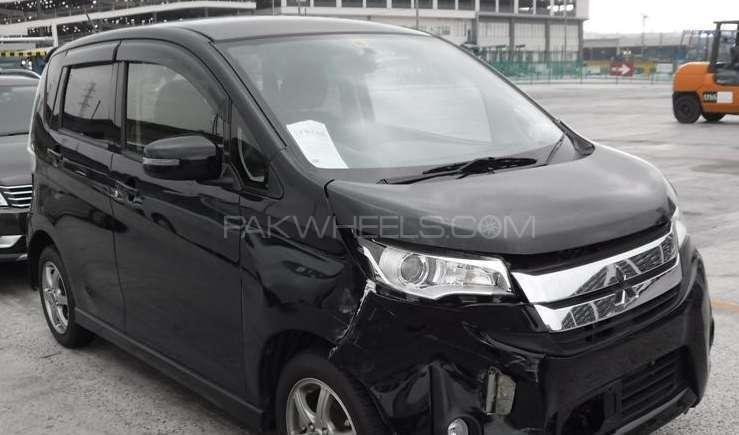 Mitsubishi Ek Wagon GS 2013 Image-1