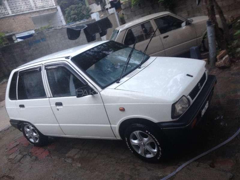 Suzuki Mehran VX 1990 Image-5