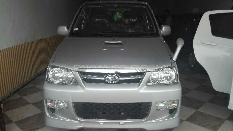 Used Daihatsu Terios Kid X 2011