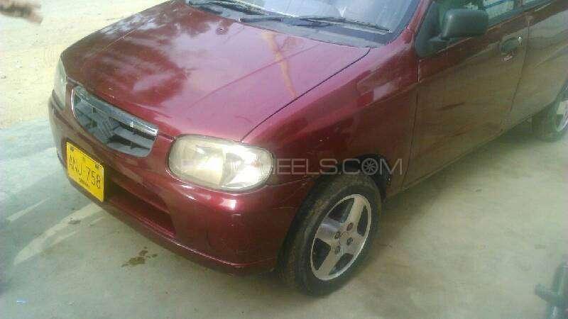 Suzuki Alto VXR (CNG) 2007 Image-5