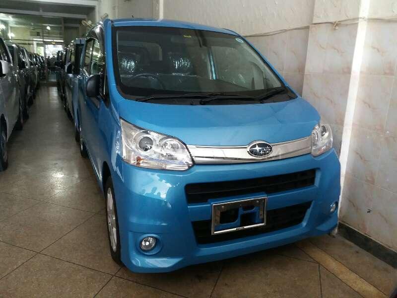 Used subaru stella custom 2012 car for sale in lahore for Subaru motors finance phone number