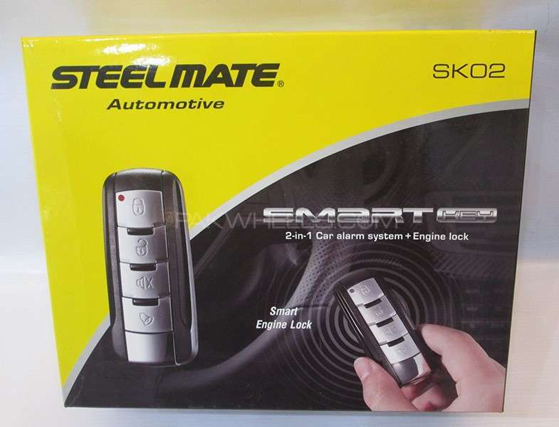 Steel Mate SK02 - Two in One Image-1