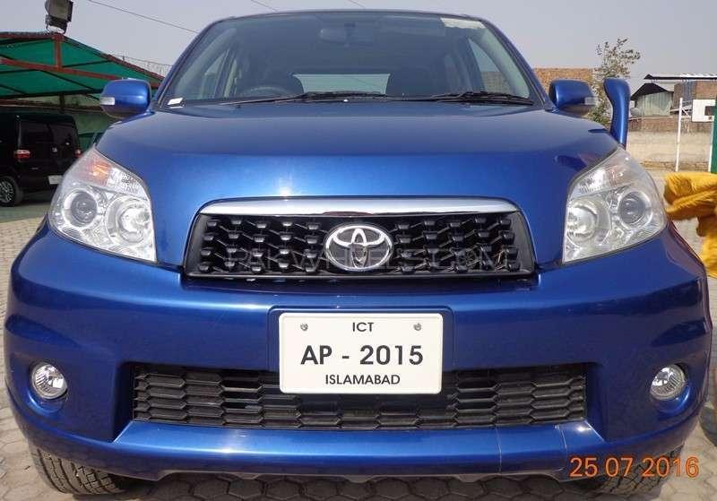 Toyota Rush 2010 Image-1