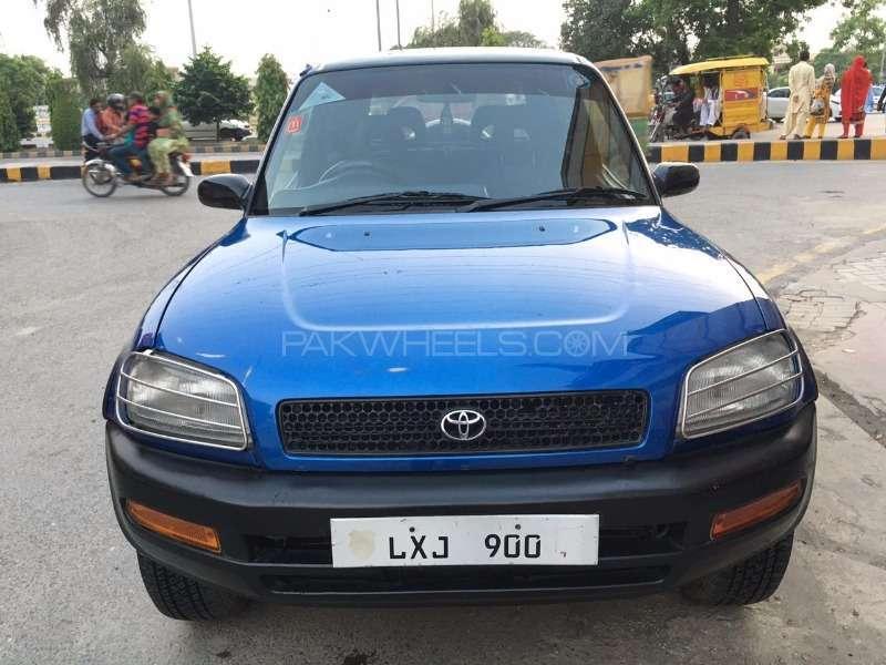 Toyota Rav4 1996 Image-1