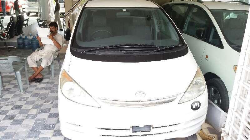 Toyota Van 2003 Image-1