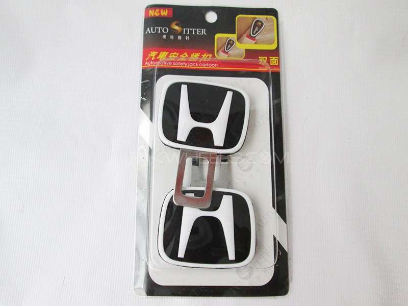 Honda Seat Belt Buckle - Rubber Image-1