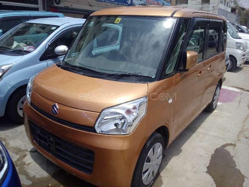 Suzuki Spacia X 2013 Image-1