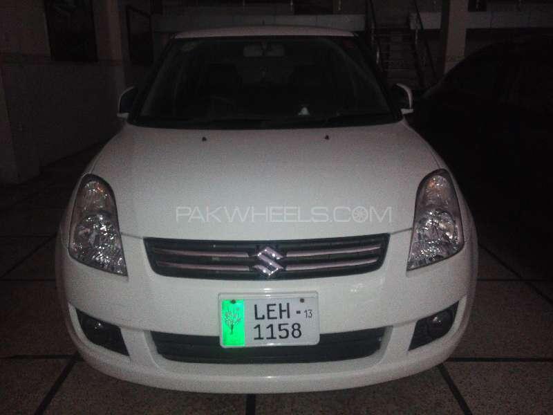Suzuki Swift 2013 Image-1