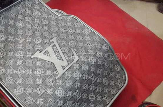 Louis Vuitton Lv Grey Mats Image-1