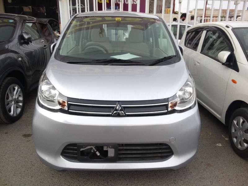 Mitsubishi Ek Wagon 2013 Image-1