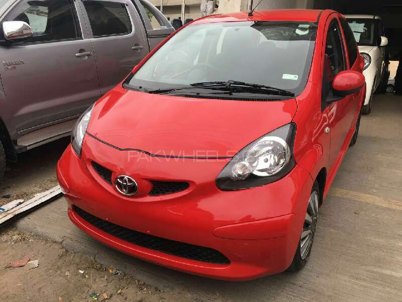 toyota aygo standard 2008 for sale in karachi pakwheels. Black Bedroom Furniture Sets. Home Design Ideas
