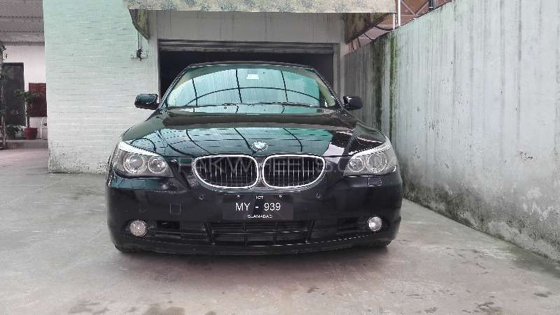 BMW 5 Series 520d 2007 Image-1