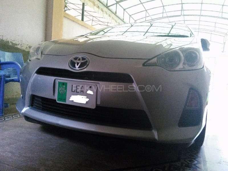 Toyota Aqua S 2012 Image-6