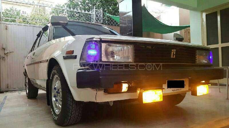 Toyota Corolla GL Saloon 1982 Image-6