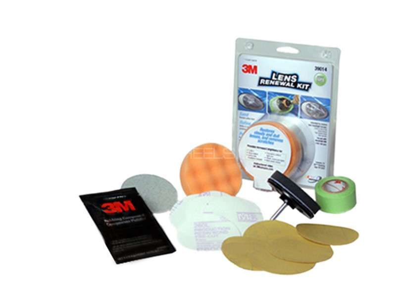 3M™ Lens Renewal kit consumable   Image-1