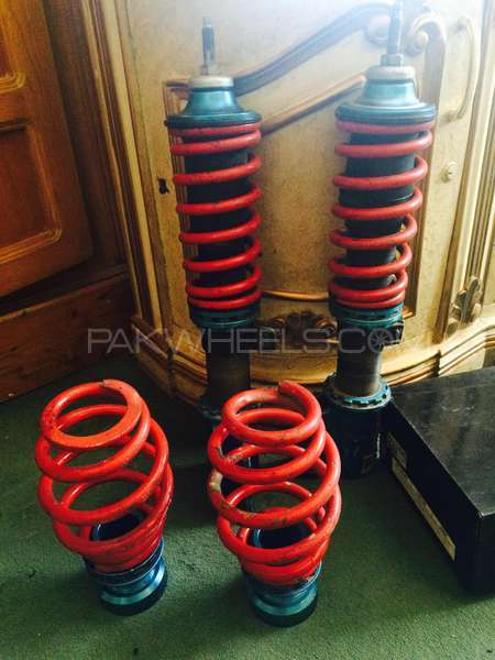 coil overs (Japanese) Image-1
