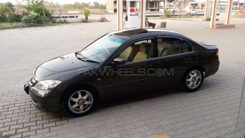 Japanese Import Car Insurance Online Quote >> Honda Civic VTi Oriel 1.6 2005 for sale in Peshawar | PakWheels