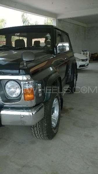 Nissan Safari 1992 Image-3
