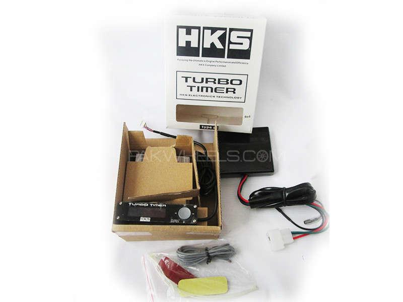 Turbo Timer - HKS  Image-1