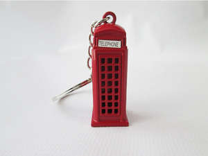 Key Chain - Telephone Booth  in Lahore