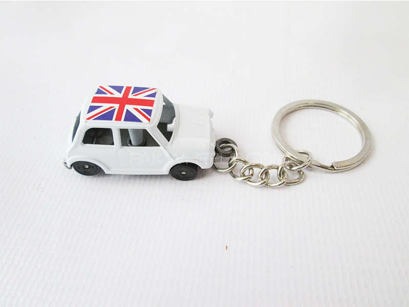 Key Chain - Mini Car Image-1
