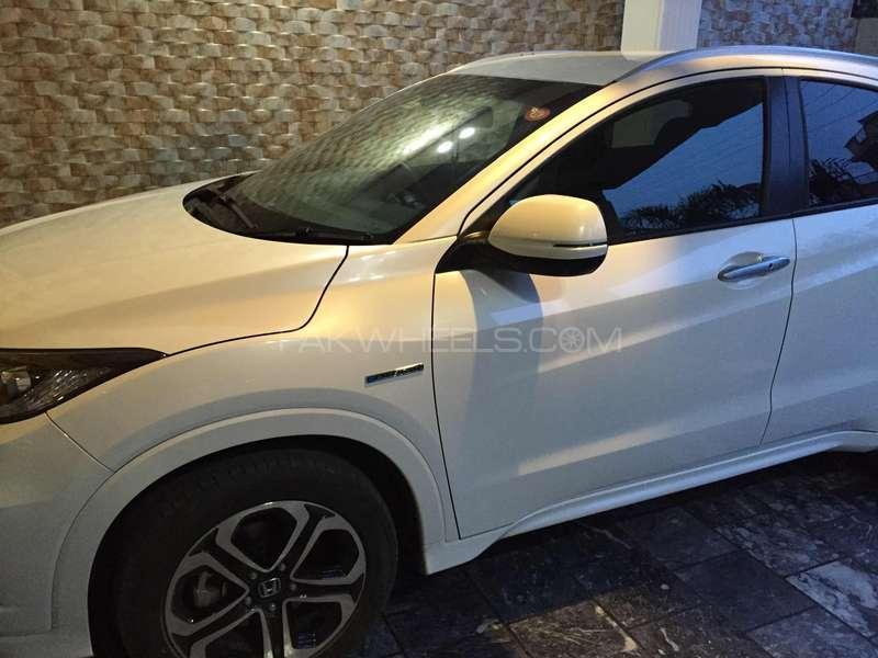 Honda Vezel 2015 Image-8