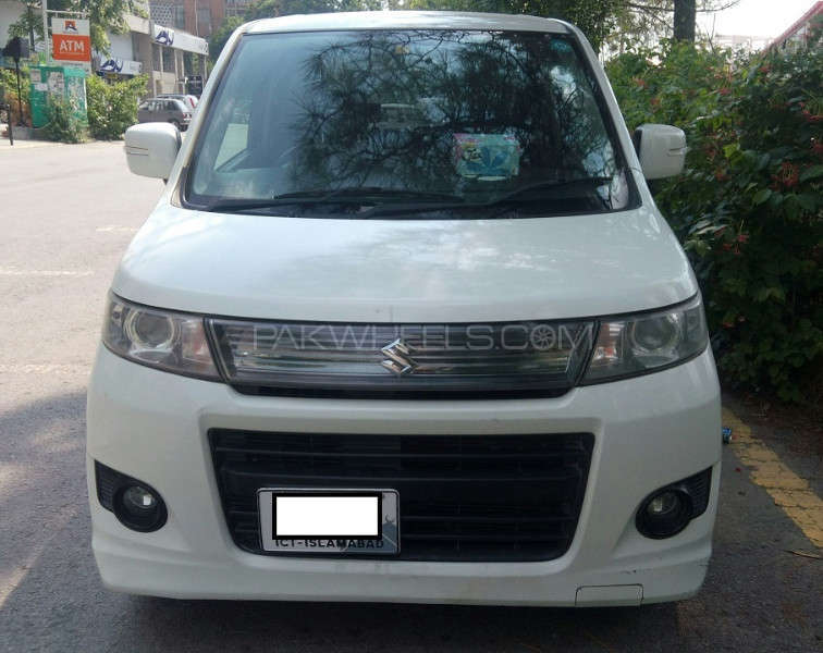 Suzuki Wagon R Stingray Limited II 2011 Image-1