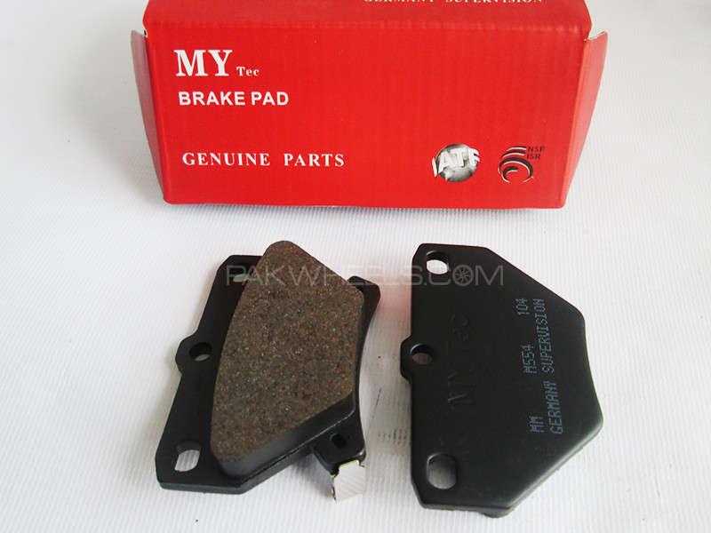 Rear Brake Pad Toyota Corolla AXIO E12J - M554  Image-1
