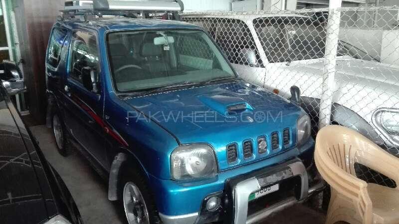 Suzuki Jimny 2000 Image-1