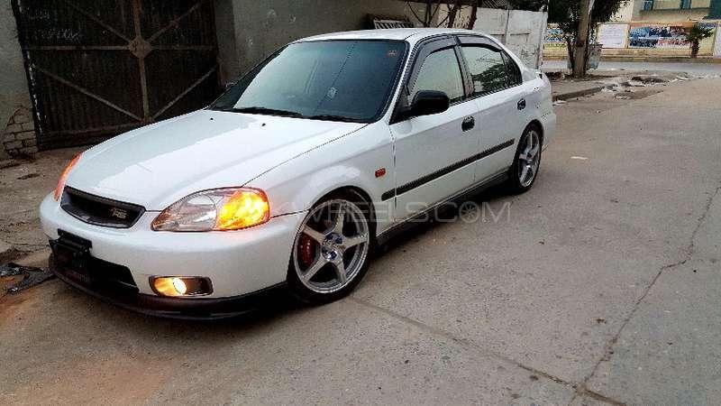 Honda Civic VTi 1.6 2000 Image-6