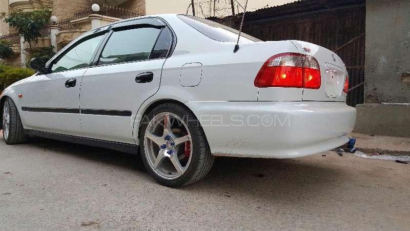 Honda Civic VTi 1.6 2000 Image-8