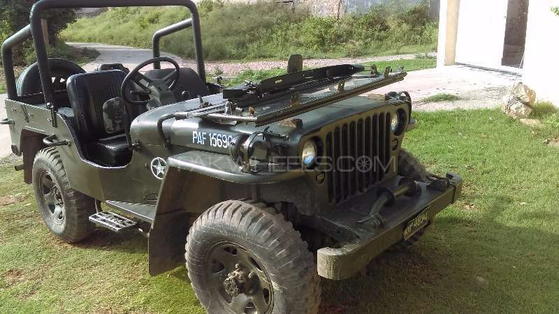 Willys M38 1943 Image-1
